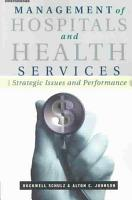 Management of Hospitals and Health Services PDF