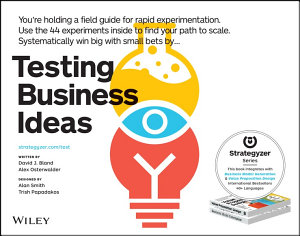 Testing Business Ideas Book