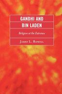 Gandhi and Bin Laden