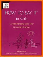 How To Say It  R  To Girls PDF
