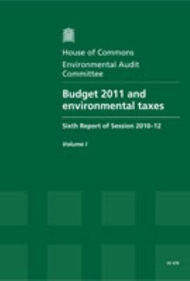 Budget 2011 and Environmental Taxes PDF