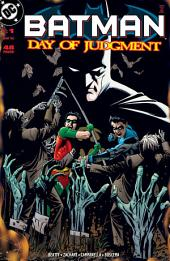 Batman: Day of Judgment (1999) #1
