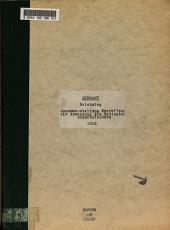 Zusammenstellung, betreffend die anwendung des bedingten strafaufschubs bis ende 1905