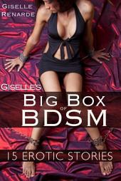 Giselle's Big Box of BDSM: 15 Erotic Stories
