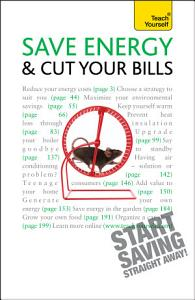 Save Energy and Cut Your Bills  Teach Yourself PDF