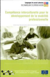 Compétence interculturelle pour le développement de la mobilité professionnelle: ICOPROMO
