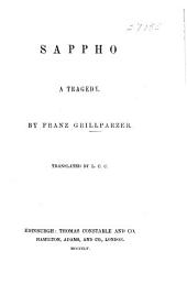 Sappho: A Tragedy