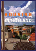 Housing in Holland