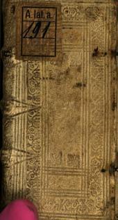 Claudii Claudiani quae extant