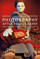 Photography after Photography PDF