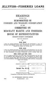 Hearings  Reports and Prints of the House Committee on Merchant Marine and Fisheries PDF