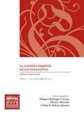 La comedia española en sus manuscritos