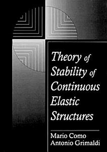 Theory of Stability of Continuous Elastic Structures PDF