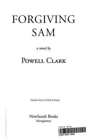 Forgiving Sam