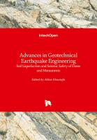 Advances in Geotechnical Earthquake Engineering PDF