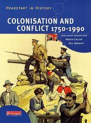Colonisation And Conflict 1750 1990 Book PDF
