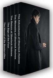 Sherlock Holmes Collection The Complete Stories And Novels Book PDF