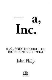 Yoga  Inc  PDF