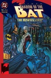 Batman: Shadow of the Bat (1992-) #7