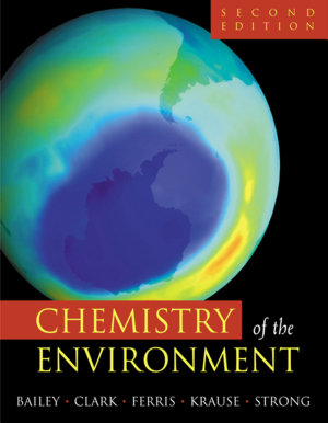 Chemistry of the Environment