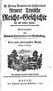 1609 - 1614: Volume 23
