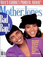 Mother Jones Magazine PDF