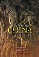 Early Medieval China PDF