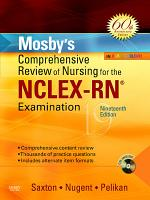 Mosby s Comprehensive Review of Nursing for NCLEX RN   Examination PDF