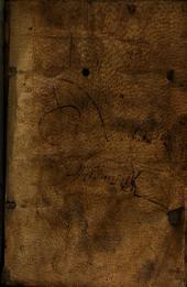 Mémoires de la III. guerre civile et des derniers troubles de France sous Charles IX. Le I. livre est depuis la paix 1568 jusques à la mort de M. le prince de Condé. Le II. depuis la mort d'iceluy, jusques à la bataille de Mon-gontour. Le III., de ce qui s'est faict après en divers lieux...[Par Jean de Serres]