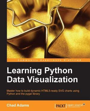 Learning Python Data Visualization PDF