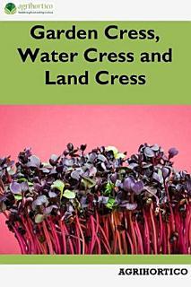 Garden Cress  Water Cress and Land Cress