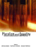 Pluralism and Equality PDF
