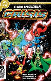 Crisis on Infinite Earths (1985-) #1
