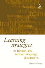 Learning Strategies in Foreign and Second Language Classrooms