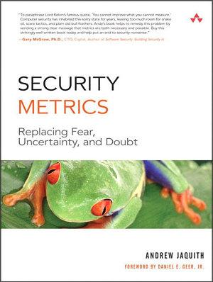 Security Metrics PDF