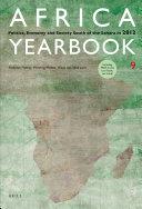 Africa Yearbook Volume 9