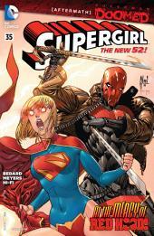 Supergirl (2012-) #35