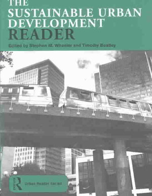 The Sustainable Urban Development Reader PDF