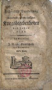 Historische Darstellung der österreichisch-russisch-türkischen Kriegsbegebenheiten des Jahrs 1788: Erster Band