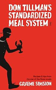 Don Tillman   s Standardized Meal System PDF