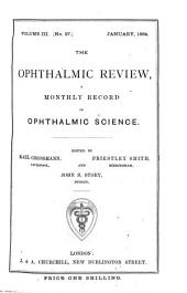 the ophthalmic review