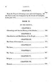 The history of British India: Volume 1