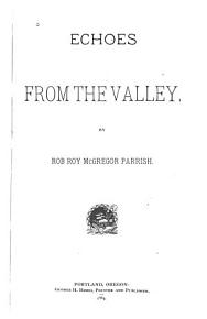 Echoes from the Valley PDF