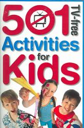501 Tv Free Activities For Kids Book PDF