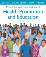 Principles and Foundations of Health Promotion and Education PDF