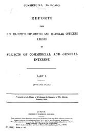 Parliamentary Papers: 1850-1908, Volume 83