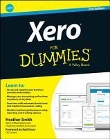 Xero For Dummies PDF