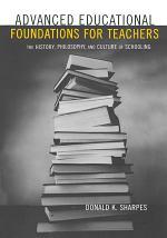 Advanced Educational Foundations for Teachers