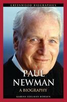 Paul Newman  A Biography PDF
