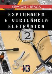 Espionagem e Vigilância Eletrônica -: Volume 2